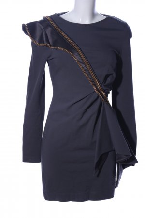 Gizia Jerseykleid blau Elegant