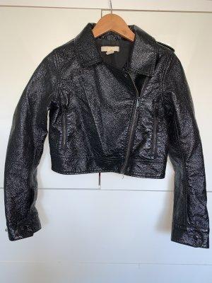 H&M Biker Jacket black