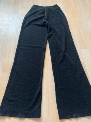 Amisu Pantalone largo nero