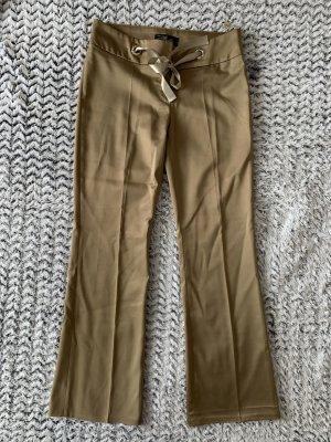 Glänzende Vintage Hose
