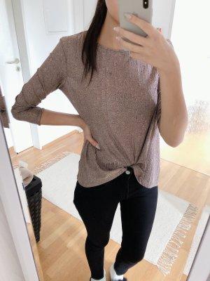 Glänzendes langarmiges Shirt