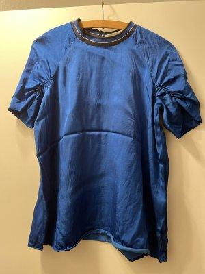 Glänzendes Shirt Zara