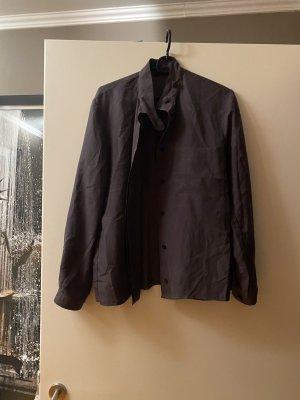Gläser Seide Hemd Tunika Bluse 36 S