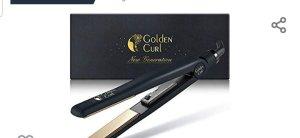 Glätteisen von Golden Curl