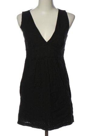 Glam Mini Dress black casual look