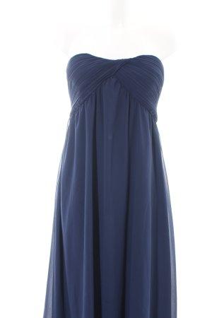 Glamorous Bandeaukleid blau Elegant