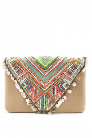 Glamorous Clutch grafisches Muster Casual-Look
