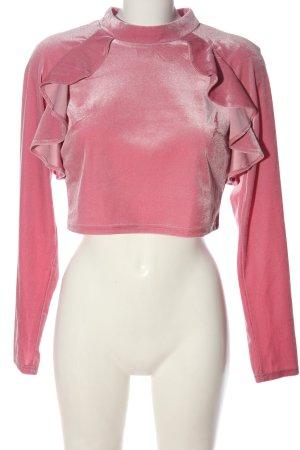 Glamorous Longsleeve pink Casual-Look
