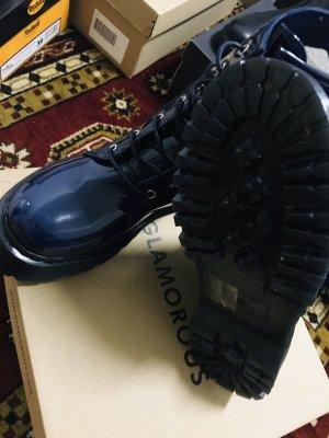 Glamorous Desert Boots dark blue