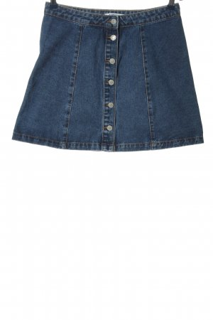 Glamorous Flared Skirt blue casual look