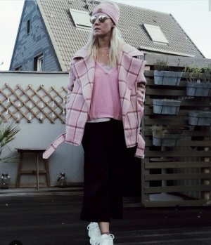 Glamorous Jacke Blogger Neu Nakd