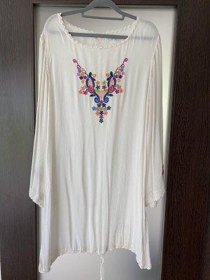 Glamorous Hippie Dress natural white