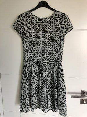 Glamorous Mini Dress black-white