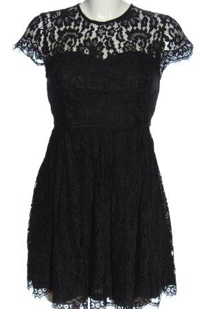 Glamorous Kurzarmkleid schwarz Casual-Look