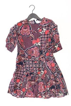 Glamorous Kurzarmkleid Größe UK 10 mit Blumenmuster rot
