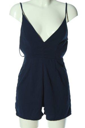 Glamorous Kurzer Jumpsuit blue elegant