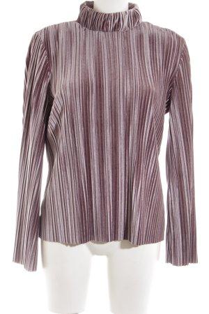 Glamorous Langarm-Bluse bronzefarben Casual-Look