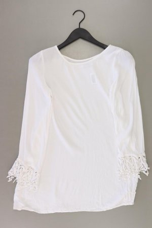 Glamorous Long Sleeve Blouse natural white polyester