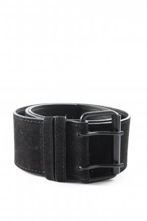 Glamorous Faux Leather Belt black casual look