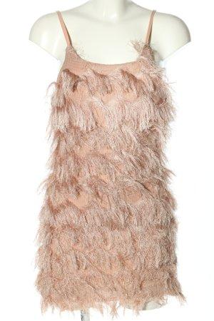 Glamorous Minikleid nude Party-Look