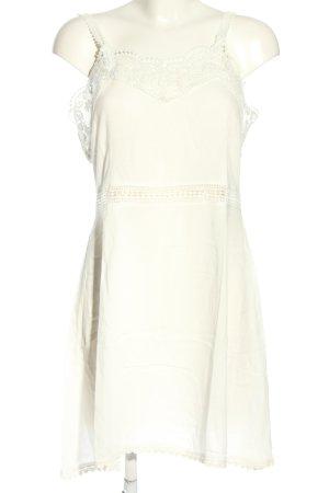 Glamorous Minikleid weiß Elegant