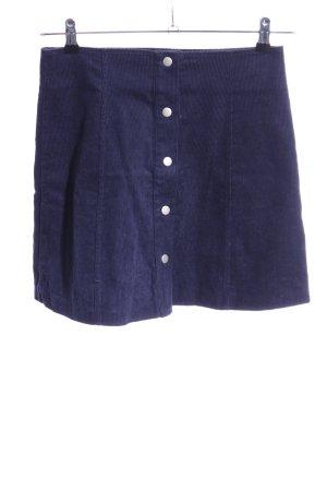 Glamorous Minirock blau Casual-Look