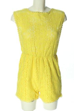 Glamorous Petite Jumpsuit blassgelb Casual-Look