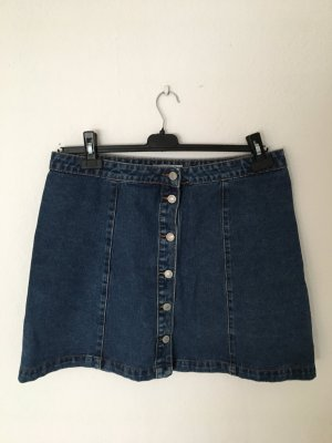Glamorous Jupe en jeans multicolore