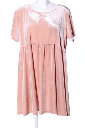 Glamorous Shirtkleid nude Elegant