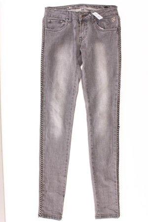 Glamorous Skinny Jeans Größe W25 grau