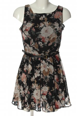 Glamorous Summer Dress allover print casual look