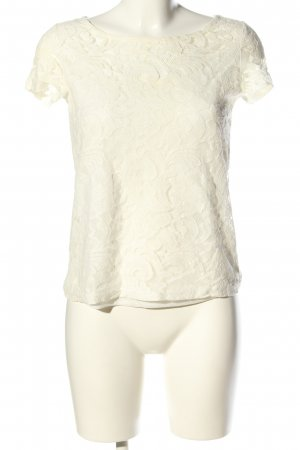 Glamorous Lace Blouse cream business style