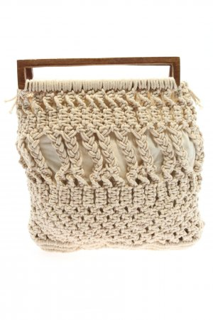 Glamorous Stofftasche creme Casual-Look