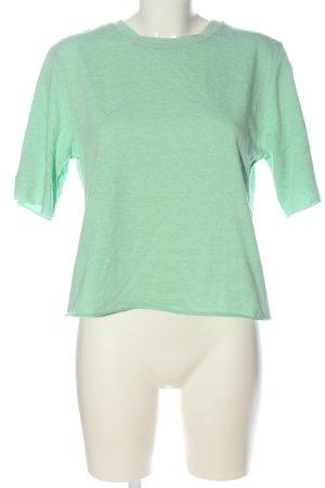 Glamorous Strickshirt creme meliert Casual-Look