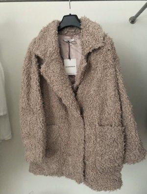 Glamorous Teddy Coat multicolored
