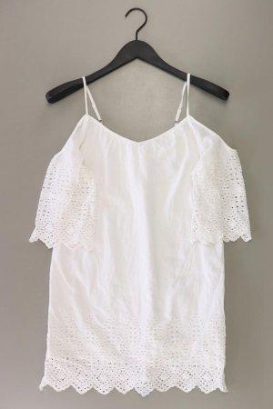 Glamorous Pinafore dress natural white cotton