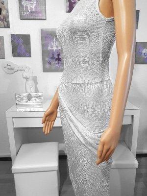 Glamour pur Maxikleid mit Wickeldetail #Catwalkstyle Gr.34