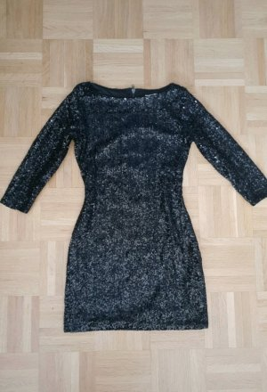 Glamorous Vestido de lentejuelas negro