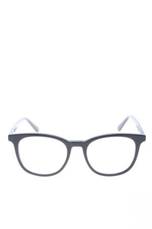 """Glas Brille """"Zoey"""" schwarz"""