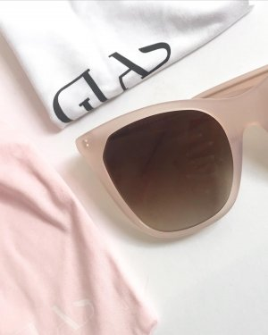 Glas Butterfly Glasses dusky pink