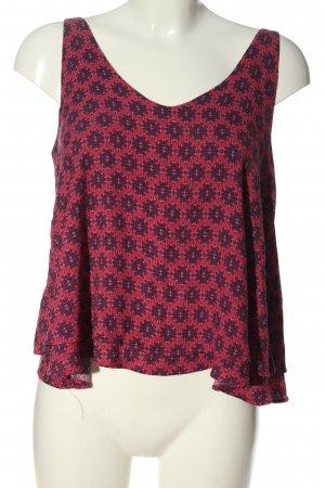 Glassons Cropped Top allover print casual look