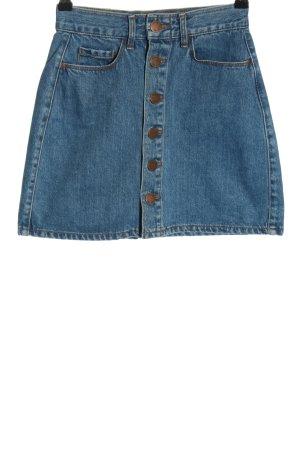 Glassons Denim Skirt blue casual look