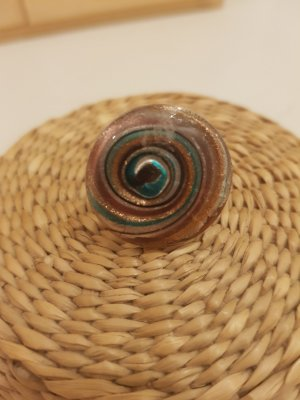 Glasstein Ring
