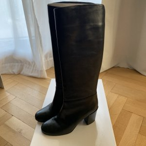 & other stories Jackboots black leather