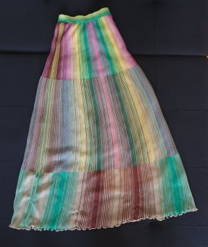 Missoni Knitted Skirt multicolored