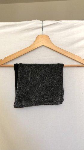 Terranova Haut bandeau noir-argenté