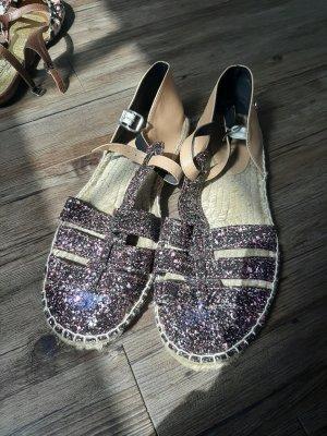 Elle Espadrille Sandals violet