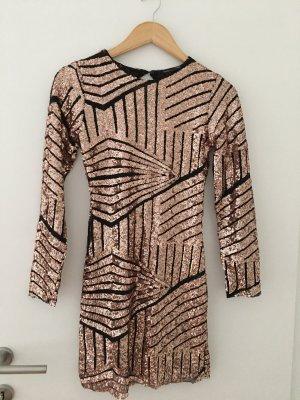 Glitter Party Kleid
