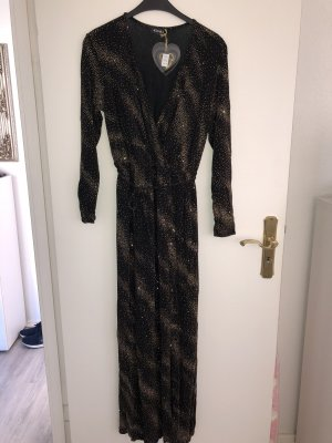 Club L Evening Dress black-gold-colored