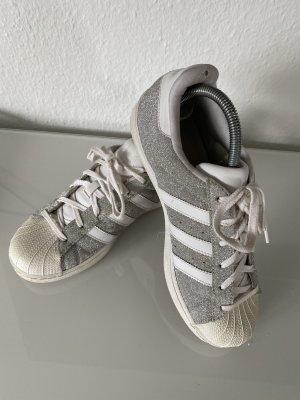 Glitzer Adidas Sneaker 40